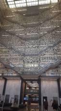 Impressive NYU Library