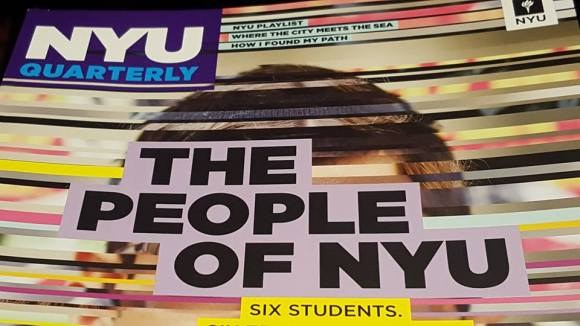 NYU Catalogue
