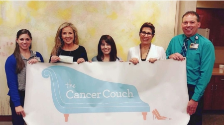 Cancer Couch at Pluta